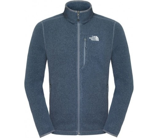 Polar The North Face M Gordon Lyon M Full Zip Grey