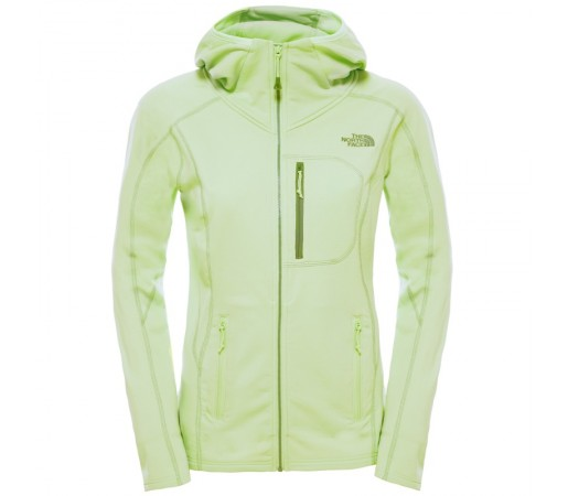 Polar The North Face W Incipent Hooded Verde