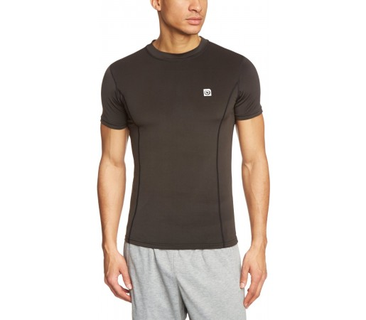 Tricou Brekka Active Top S/S Man Negru