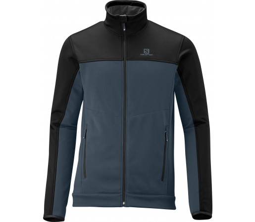 Bluza Salomon Cruz Fz M Black