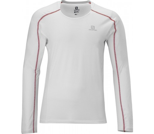 Bluza Salomon Light LS Tee M White 2013