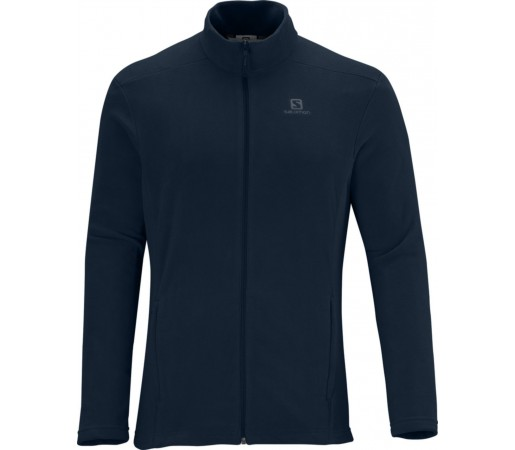 Bluza Salomon Panorama Fz Midlayer M Blue