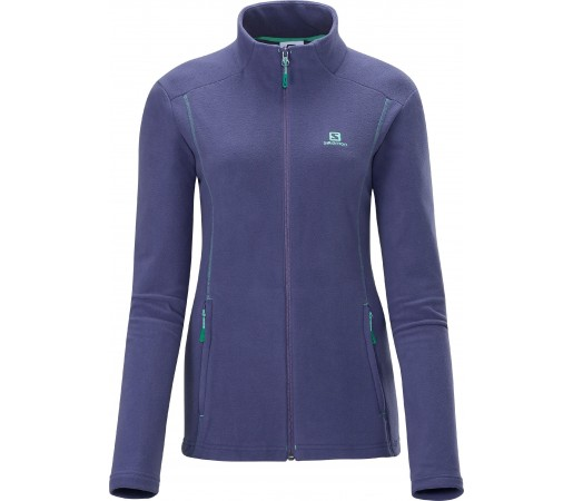 Bluza Salomon Panorama Fz Midlayer W Mov
