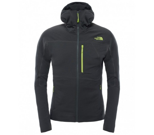 Polar The North Face M Incipent Hooded Gri