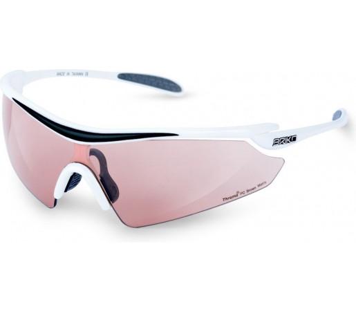 Ochelari de soare Briko Endure Pro Matik Matt/ Chrome