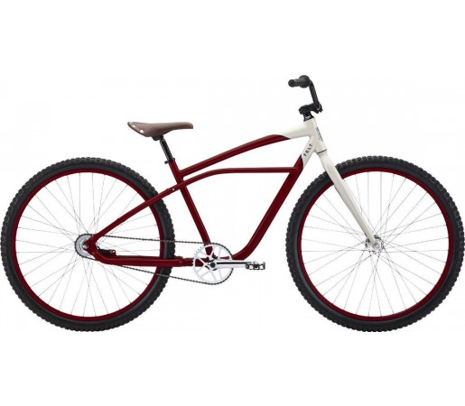 Bicicleta cruiser Felt Burner Brick Red
