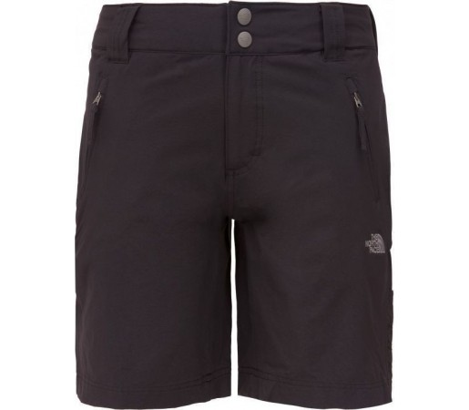 Pantaloni scurti The North Face Trekker W Black