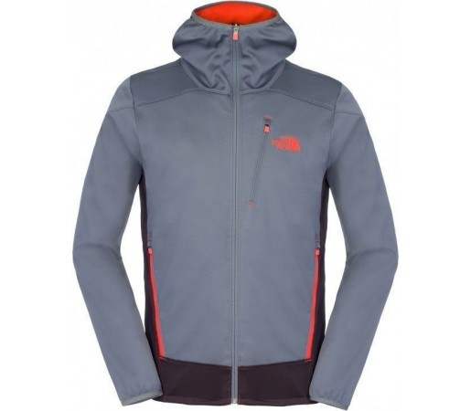 Mid Layer The North Face M Kastelli Softshell Grey