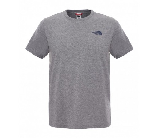 Tricou The North Face M S/S Redbox Gri