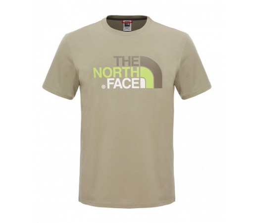 Tricou The North Face M S/S Easy Verde/Maro