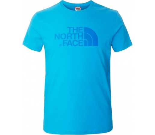 Tricou The North Face M S/S Easy Albastru