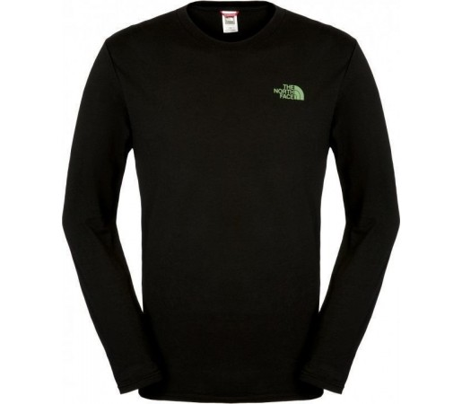 Bluza The North Face M Easy L/S Black