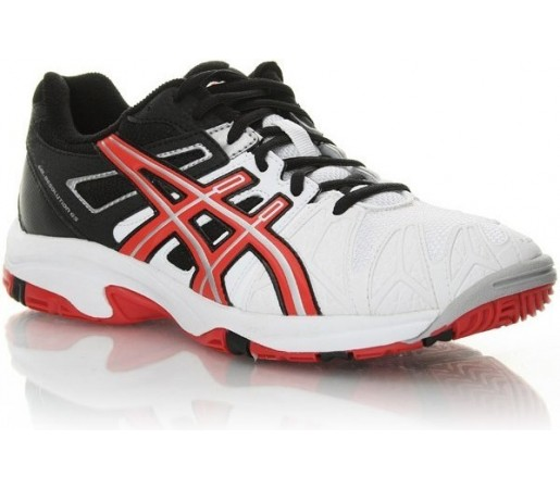 Incaltaminte Asics GEL Resolution 5 GS Alb/Rosu