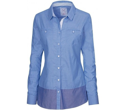 Camasa Crew Clothing Belinda Chambray