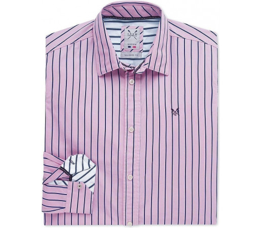 Camasa Crew Clothing Classic College Pink