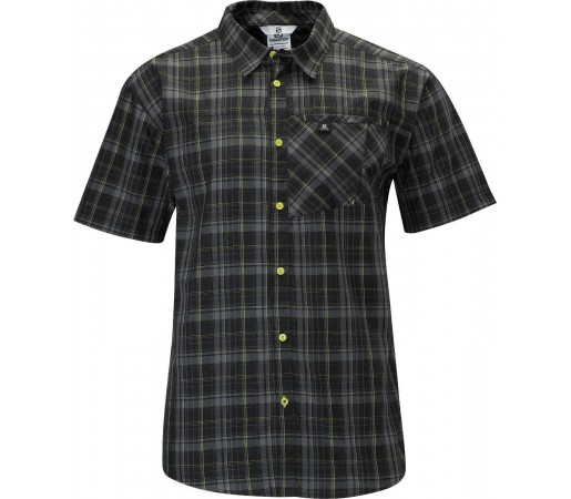 Camasa Salomon Checks Shirt M Dark Cloud 2013