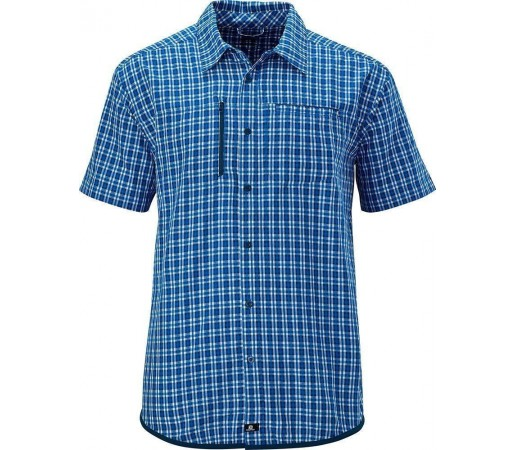 Camasa Salomon Echelon Shirt M Blue