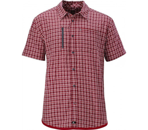 Camasa Salomon Echelon Shirt M Red