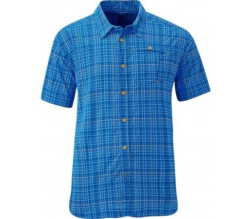 Camasa Salomon Helix Shirt 3 M Blue