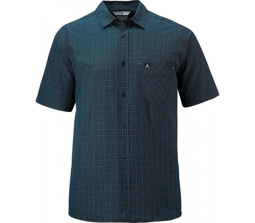 Camasa Salomon Start Shirt M Blue
