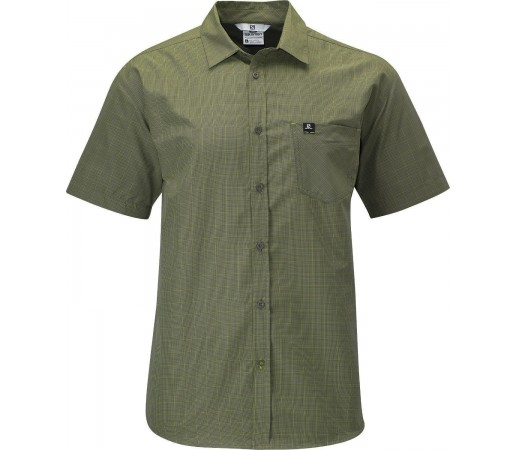 Camasa Salomon Start Shirt M Swamp 2013