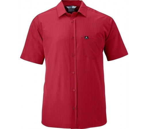 Camasa Salomon Start Shirt M Red