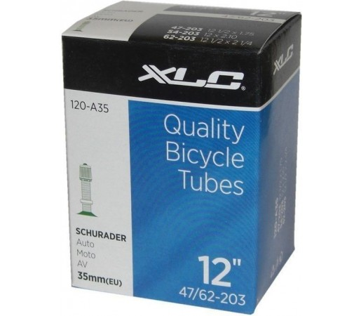 """Camera bicicleta XLC 12"""""""