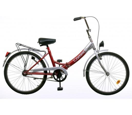 "Bicicleta pliabila Koliken Camping 20"" Rosie"