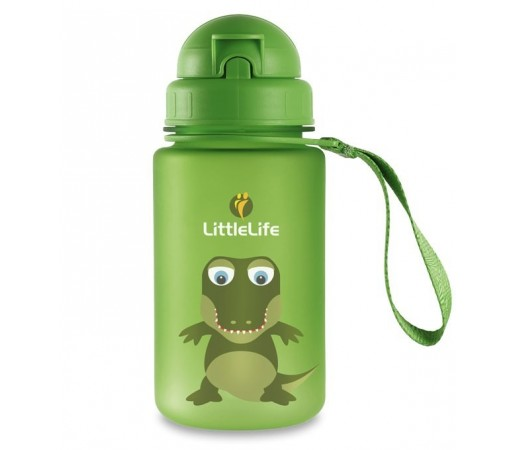 Cana cu pai Little Life Crocodil Verde