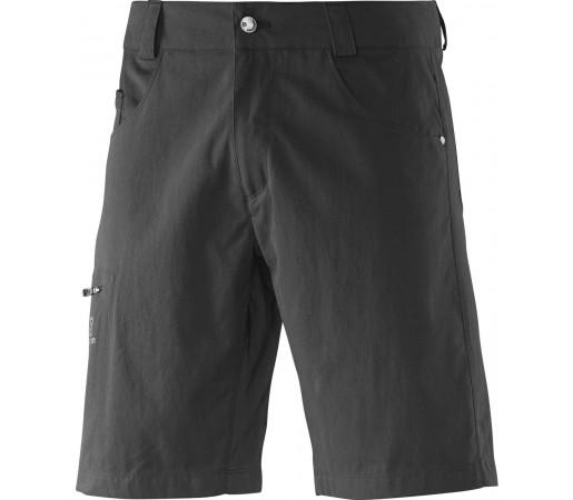 Pantaloni Salomon Wayfarer Canvas Short M Negru