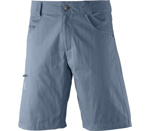 Pantaloni Salomon Wayfarer Canvas Short M Turcoaz