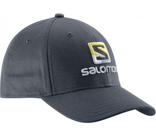 Sapca Salomon Cap Gri Inchis