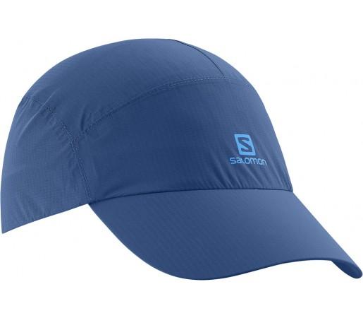 Sapca Salomon Waterproof Cap Albastru Inchis