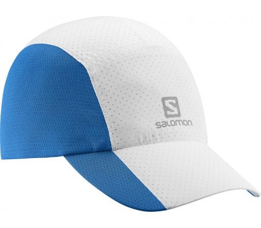 Sapca Salomon XT Compact Alb/Albastru