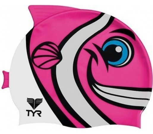 Casca Inot Tyr Character Happy Fish Pink