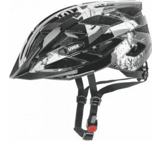 Casca bicicleta Uvex Airwing Black- Silver