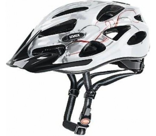 Casca bicicleta Uvex Onyx Silver- Black