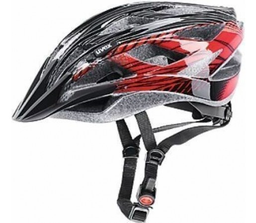 Casca bicicleta Uvex Xenova Black- Red