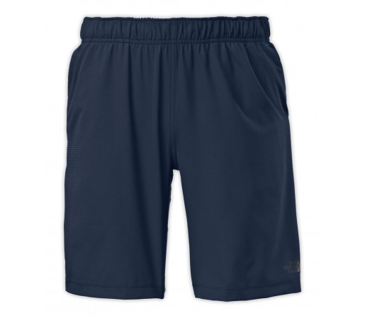 Pantaloni scurti The North Face M Ampere Dual Albastri