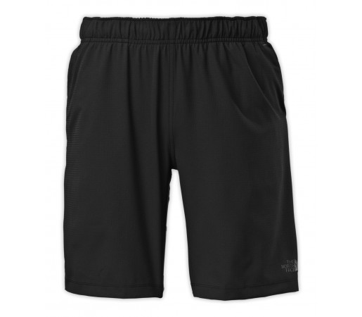 Pantaloni scurti The North Face M Ampere Dual Negru/Gri