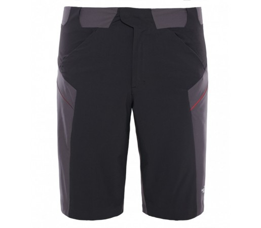 Pantaloni scurti The North Face M Mezurashi Negri