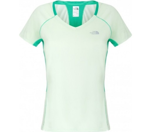 Tricou The North Face W Gtd S/S Verde