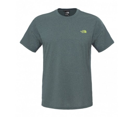 Tricou The North Face M Reaxion Ampere Verde