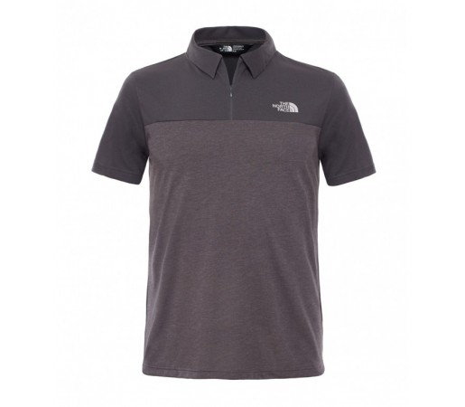 Tricou The North Face M Tehnical Polo Gri
