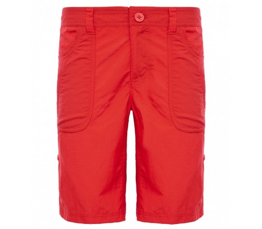 Pantaloni scurti The North Face W Horizon Sunnyside Rosii