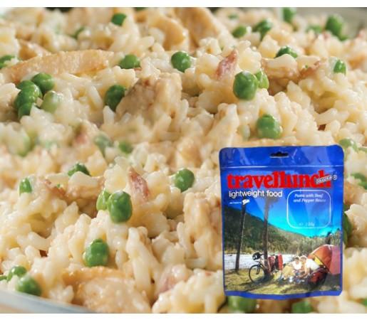 Aliment Travellunch risotto pui cu legume