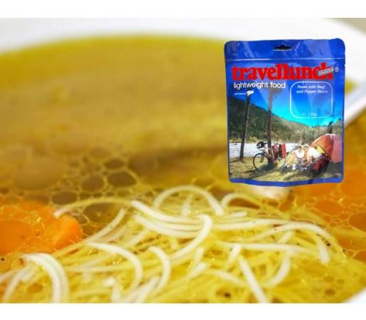 Aliment Travellunch supa de pui cu taitei