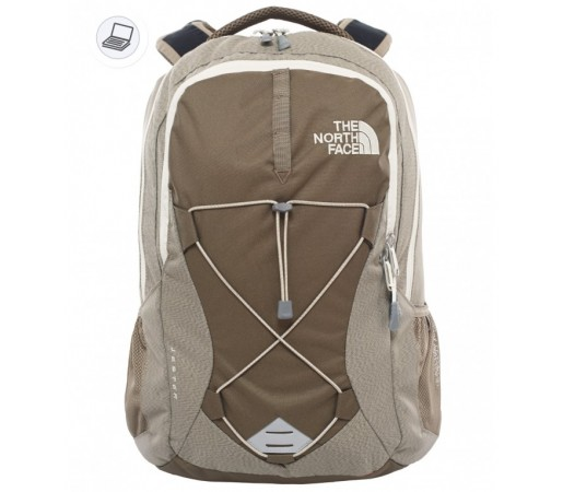 Rucsac The North Face Jester W Maro/Alb