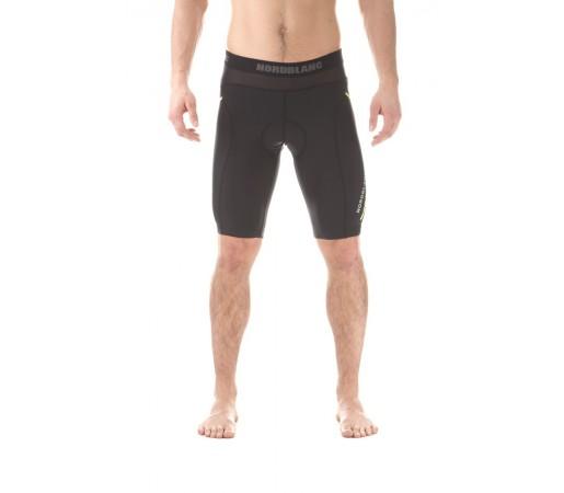 Pantaloni scurti ciclism Nordblanc M Use Dryfor Negri/Verzi