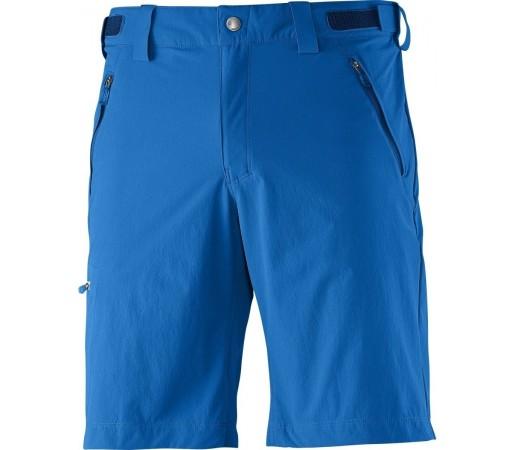 Pantaloni Salomon Wayfarer Short M Albastru